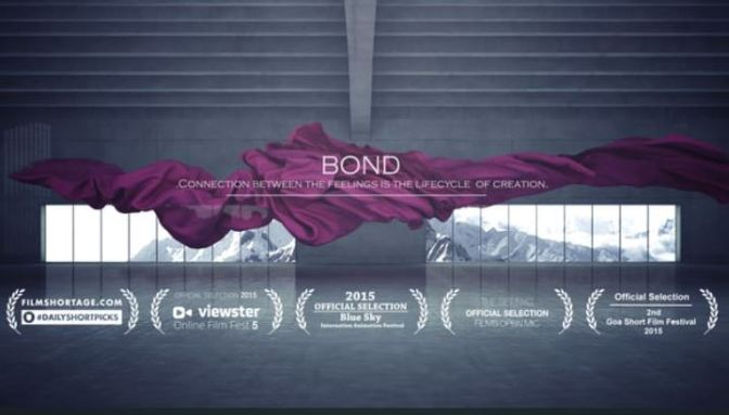 """Bond"": A Cinematic Creative Art Short Film By Furkan Ethem (2015)"