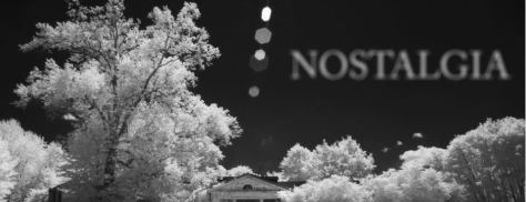 Nostalgia Cinematic Poem Infrared Short Film by Drew English, Michael Marantz and Tim Sessler 2015