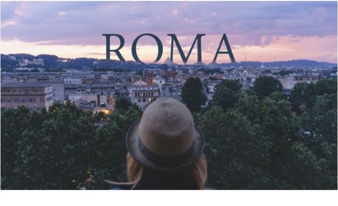 """ROMA"": A Cinematic Short Film In Italy Directed By Oliver Astrologo (2015)"