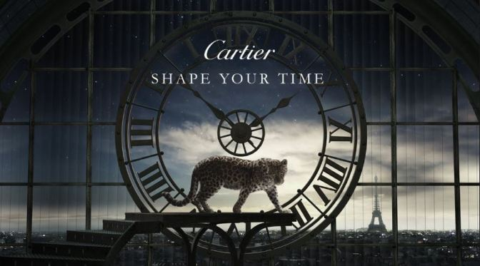 """Shape Your Time"": A Cinematic Creative Short Film For Cartier Directed By Bruno Aveillan (2014)"