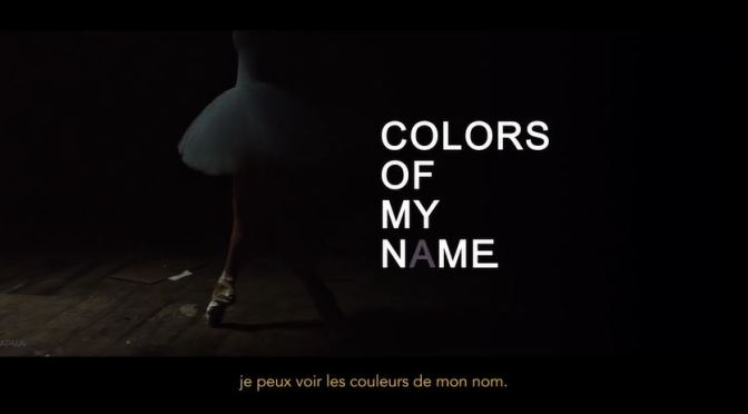 """Colors Of My Name"": A Cinematic Poem Short Film Showreel Promo For Capsus Films Directed By Guilhem Machenaud (2015)"