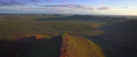 Hamersley Cinematic Aerial Short Film in Northwestern Australia Directed by Dan Proud 2015