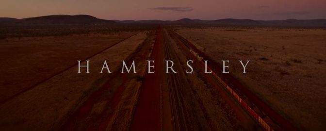 """Hamersley"": A Cinematic Aerial Short Film In Northwestern Australia By Dan Proud (2015)"