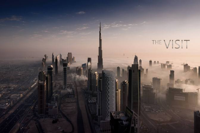 """The Visit"": A Cinematic Time-Lapse Short Film In The United Arab Emirates By Beno Saradzic (2015)"