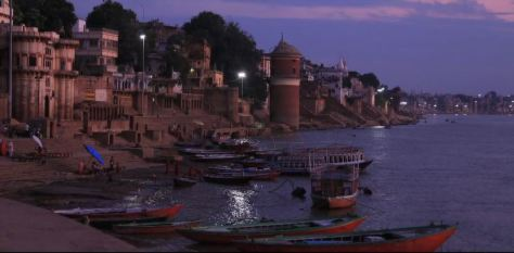 Varanasi Where Life and Death Meet Cinematic Poem Short Film Directed by Nitin Das