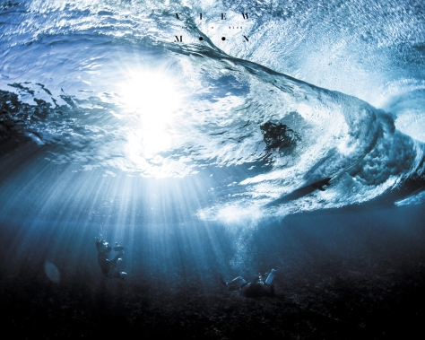 View From A Blue Moon Cinematic Surf Short Film Trailer Featuring John Florence Directed by Blake Vincent Kueny in 2015