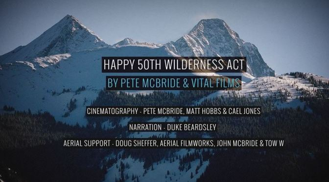 """Words Of Wilderness"": A Cinematic Poem Nature Short Film Directed By Pete McBride (2014)"