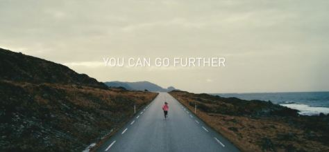 You Can Go Further Cinematic Poem Short Film Promo Directed by Shaun Higton in 2014