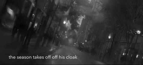 Le Temps A Laissé Son Manteau Cinematic Poem Short Film By Sparrow Films