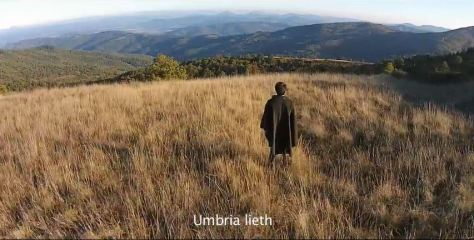 L'Umbria Guarda Cinematic Poem Short Film In Italy Directed By Frederick Shelbourne in 2015