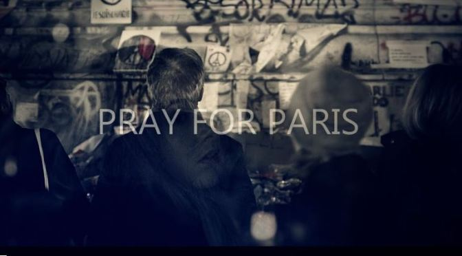 """Pray For Paris"": A Cinematic Short Film Tribute Directed By Alex Soloviev (2015)"