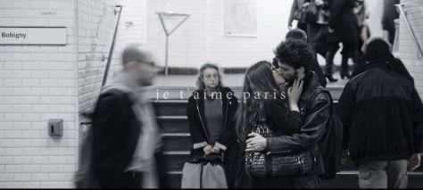 Pray For Paris Cinematic Poem Short Film Tribute Directed By Alex Soloviev in 2015