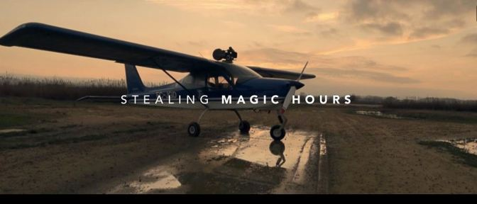 """Stealing Magic Hours"": A Cinematic Poem Director's Reel Short Film From WeAreSunday (2015)"