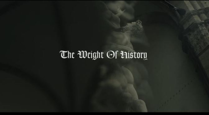 """The Weight Of History"": A Cinematic Poem Short Film Featuring Poet Robert Lowell Directed By Ben Jacks (2015)"