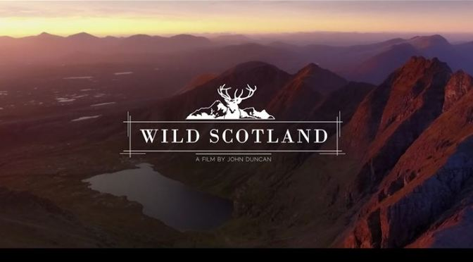 """Wild Scotland"": A Cinematic Aerial Short Film Directed By John Duncan (2015)"