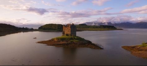 Wild Scotland Cinematic Aerial Short Film Directed By John Duncan