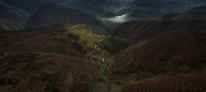 """PYRÉNÉES D'AUTOMNE"": A Cinematic Aerial Short Film Directed By Guilhem Machenaud (2015)"