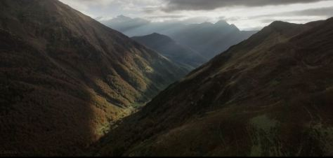 PYRÉNÉES D'AUTOMNE Cinematic Aerial Short Film Directed By Guilhem Machenaud
