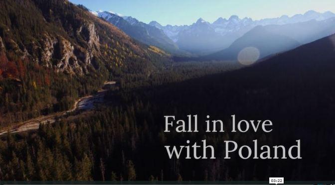 """""""Fall In Love With Poland"""": A Cinematic Aerial Short Film Directed By Jacek Krzeszewski & Dominika Krzeszewska (2016)"""