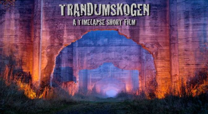 """Trandumskogen"": A Cinematic Time-Lapse Short Film In Norway By Lasse Henning (2016)"