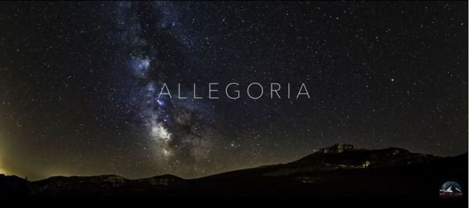 """Allegoria"": A Cinematic Poem Time-Lapse Short Film In La Rioja, Spain By Nobilis Bellator (2016)"
