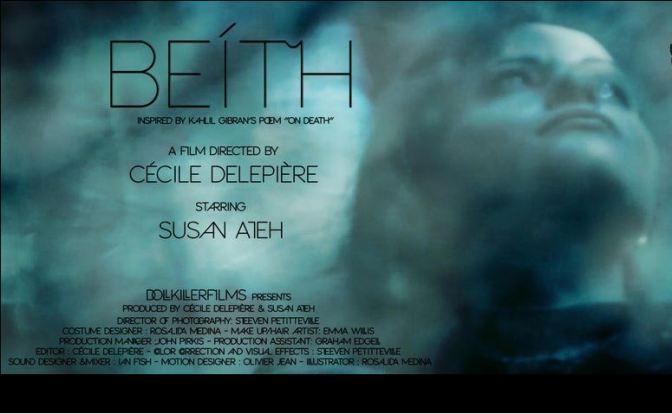 """""""BEÍTH"""": A Cinematic Poem Short Film Directed By Cécile Delepière (2015)"""