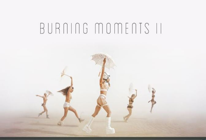 """Burning Moments II"": A Cinematic Digitally Animated Short Film Of Burning Man Festival By Ari Fararooy (2016)"