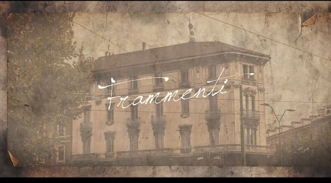 """Frammenti"": A Cinematic Short Film In Italy Directed By Renata Ferrara And Christian Leonhardt (2016)"