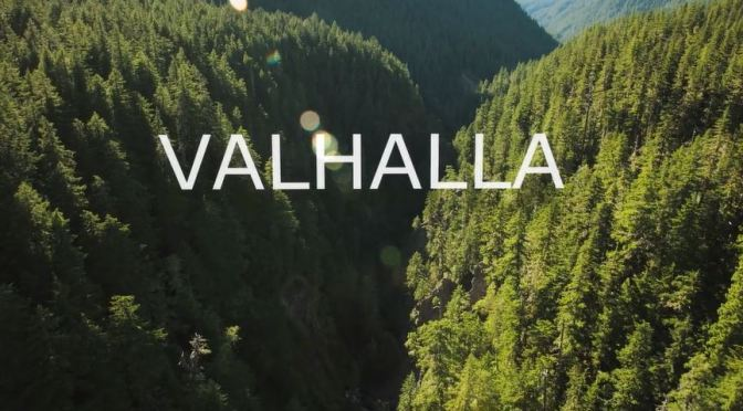 """Valhalla"": A Cinematic Poem Short Film In The Oregon Wilderness Directed By John Waller And Ben Canales (2016)"