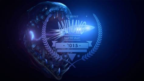 Deep Dance Cinematic Animated Short Film Directed by Marco Erbrich 2016