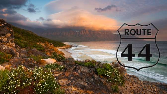 """Route 44"": A Cinematic Time-Lapse Short Film In South Africa Directed By Liesel Kershoff (2016)"