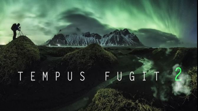 """Tempus Fugit 2"": A Cinematic Time-Lapse Short Film Directed By Nicholas Roemmelt (2016)"