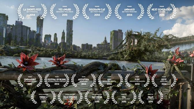"""""""Wrapped"""": A Cinematic Animated Time-Lapse Short Film Directed By Roman Kälin, Falko Paeper & Florian Wittmann (2016)"""