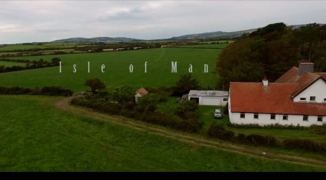 """Beautiful Isle Of Man"": A Cinematic Aerial Travel Short Film Directed By Frank Pijpstra (2016)"