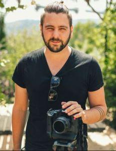 Filmmaker Lior Sperandeo