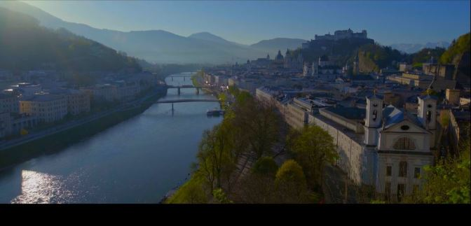 """Framing Salzburg"": A Cinematic Short Film In Austria Directed By Gunther Machu (2016)"