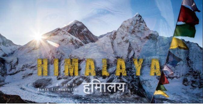 """Himalaya"": A Cinematic Poem Short Film Directed By Berta Tilmantaitė (2016)"
