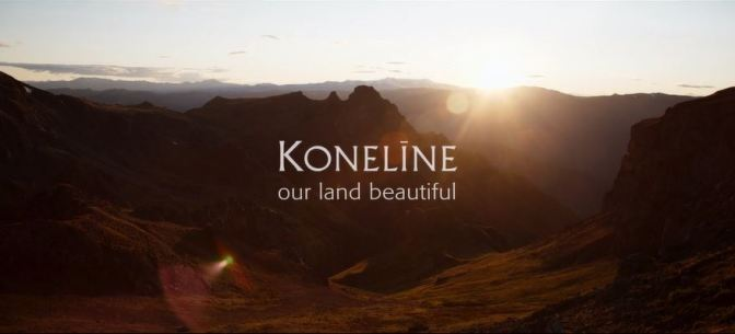 """Koneline: Our Beautiful Land"": A Cinematic Visual Poem Documentary Short Film Trailer Directed By Nettie Wild (2016)"