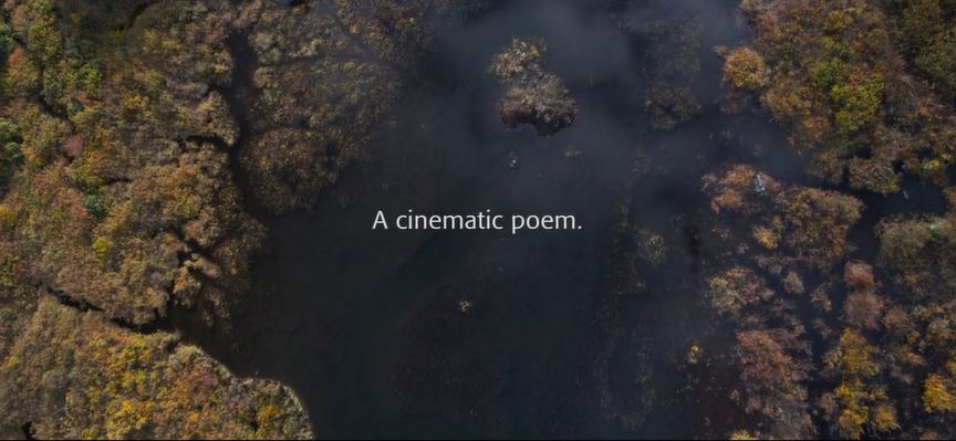 Koneline Our Beautiful Land Cinematic Visual Poem Documentary Short Film Trailer Directed by Nettie Wild in 2016