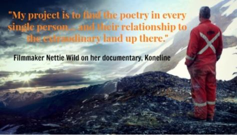 Koneline Our Beautiful Land Cinematic Visual Poem Documentary Short Film Trailer Directed by Nettie Wild