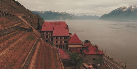 Le Phantom Du Lac Cinematic Aerial Short Film In Switzerland Directed by Philip Bloom
