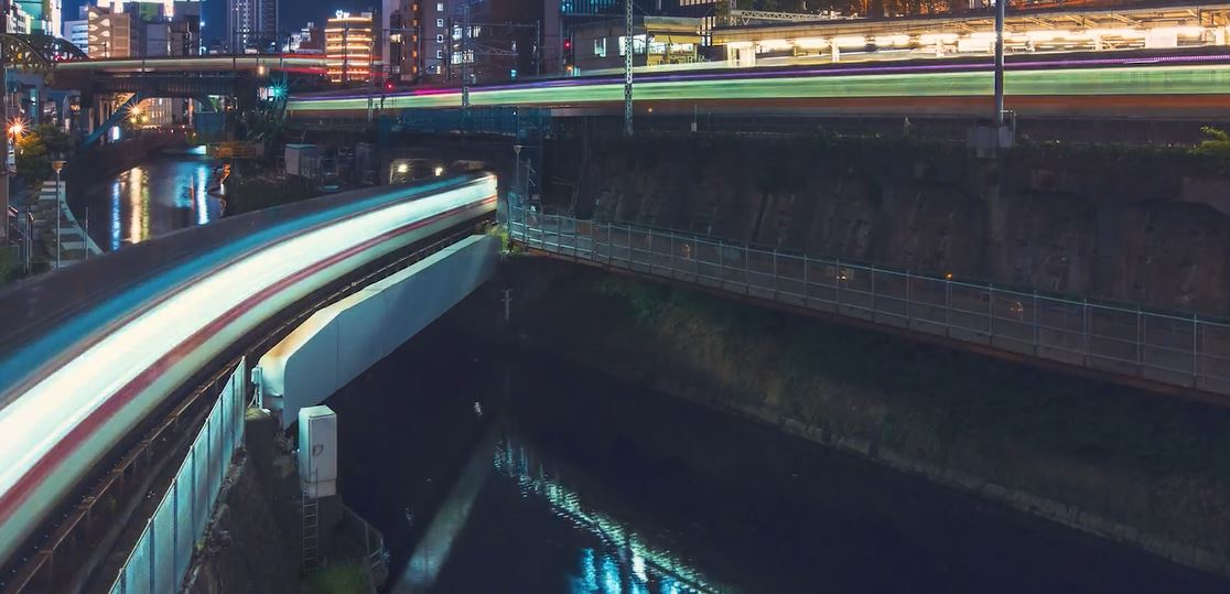 Tokyo Aglow Cinematic Time Lapse Short Film Directed by Justin Tierney