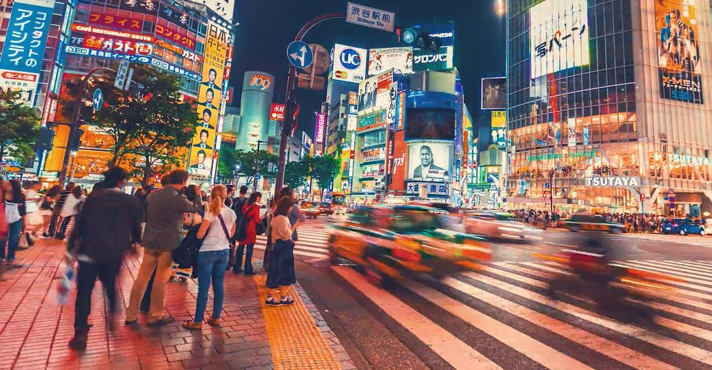 Tokyo Aglow Cinematic Time Lapse Short Film in Japan Directed by Justin Tierney 2016