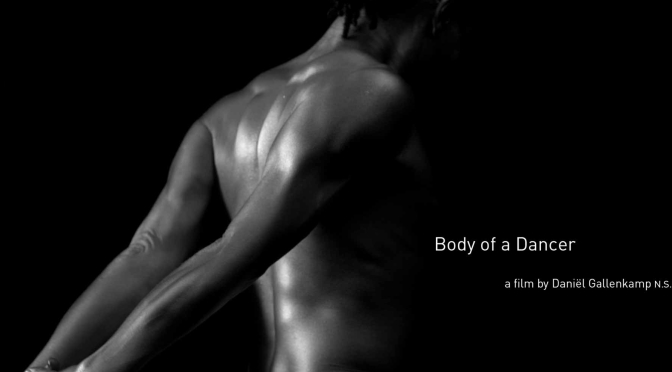 """Body Of A Dancer"": A Cinematic Poem Short Film Directed By Daniel Gallenkamp (2012)"