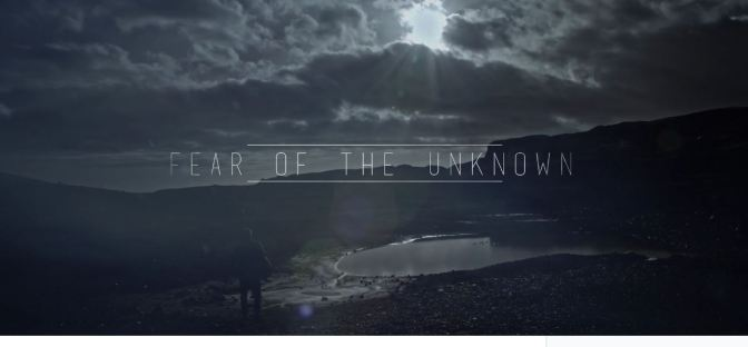 """Fear Of The Unknown"": A Cinematic Poem Short Film In Iceland Directed By  Lex Schmeetz And Ruben Wiltink (2016)"