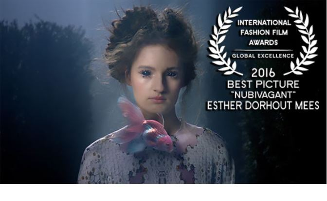"""""""Nubivagant"""": A Cinematic Fashion Short Film Directed By Esther Dorhout Mees (2016)"""