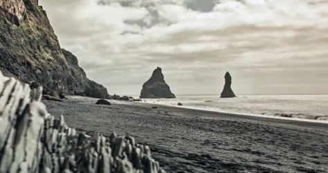 The Delight In You Cinematic Poem Short Film in Iceland Directed by Laurent Tixhon