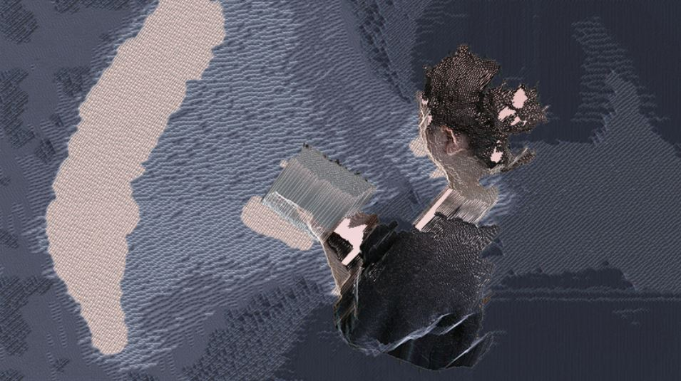 The Waves Cinematic Poem Experimental Short Film On Virginia Woolf Novel Directed by Marta Di Francesco in 2016