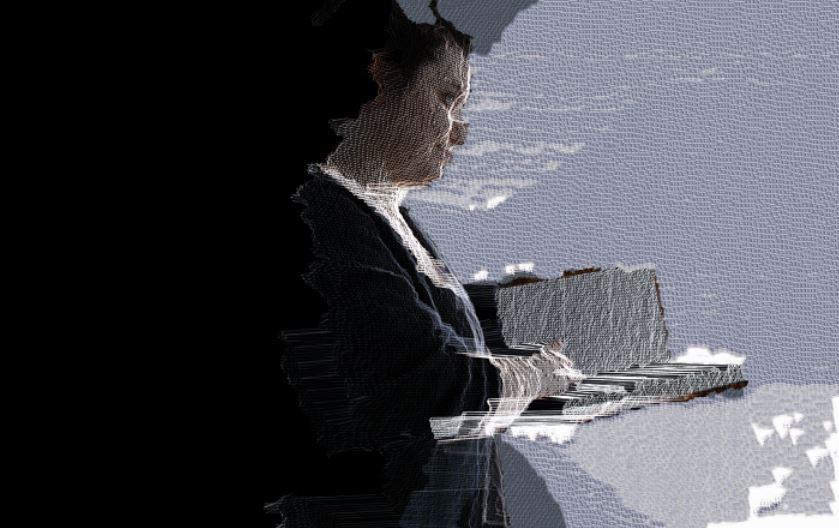 The Waves Cinematic Poem Experimental Short Film On Virginia Woolf Novel Directed by Marta Di Francesco