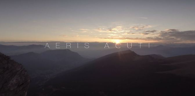 """Aeris Acuti"": A Cinematic Aerial Short Film In The Dolomites Directed By Martin Heck (2016)"